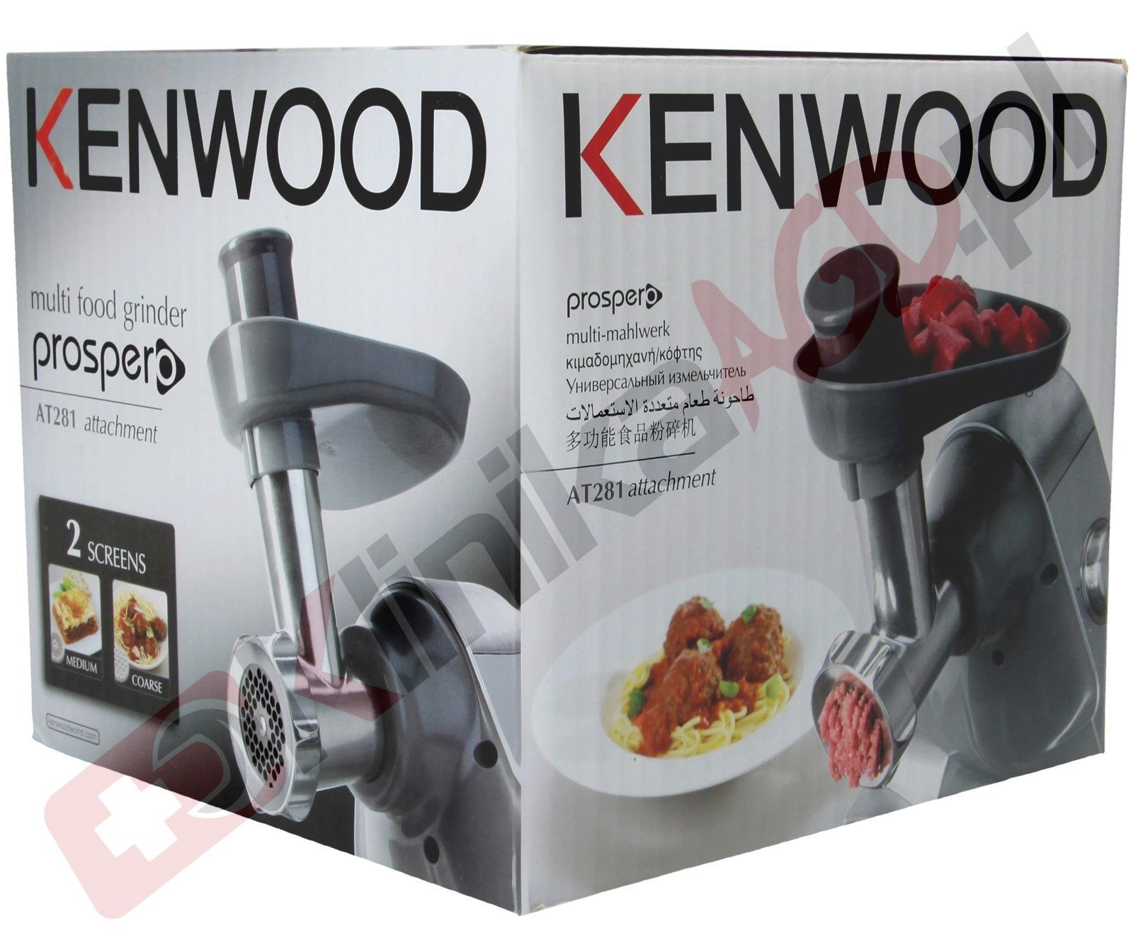 Maszynka do mielenia przystawka do robotów Prospero Kenwood
