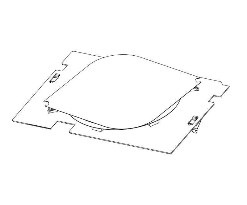 Części do płyty indukcyjnej Beko HII 64402 MTX