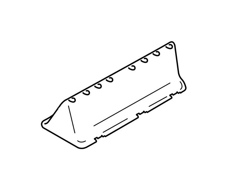 Części do suszarki Beko DF8535RX0W
